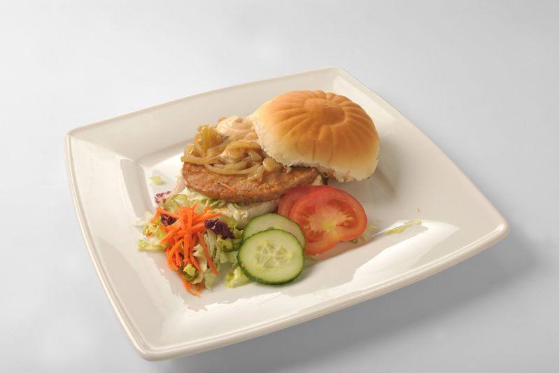 Broodje Grillburger (excl. saus)