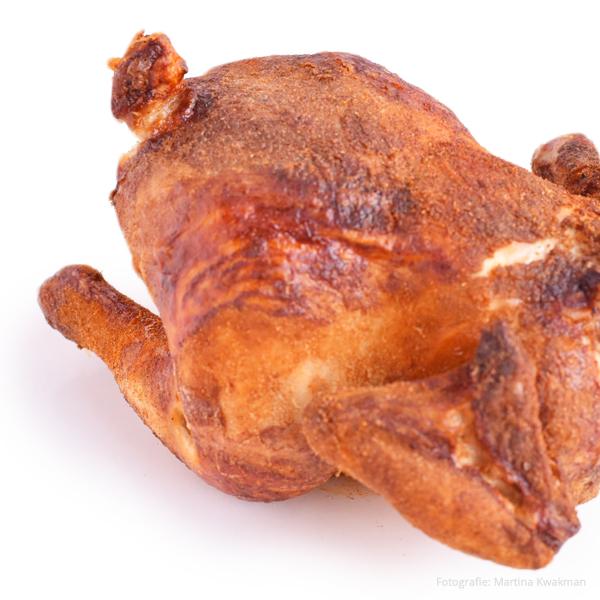 Halve gegrilde kip