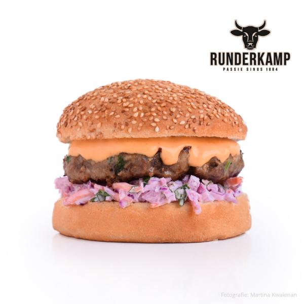 Parkburger van Runderkamp