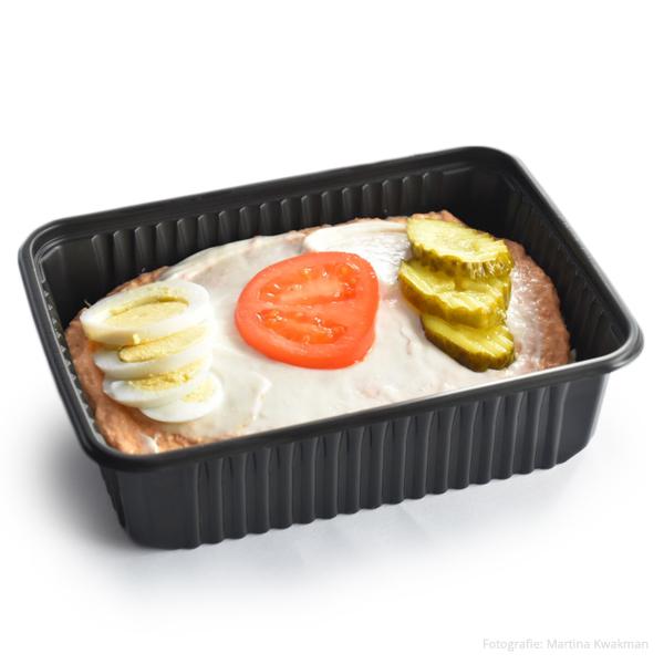 Zalmsalade extra groot