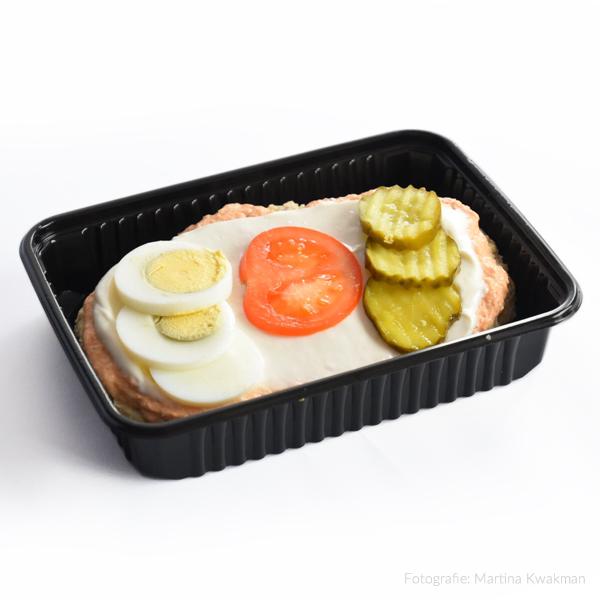 Zalmsalade Groot