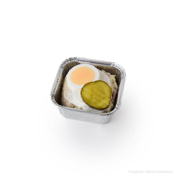 Vleessalade mini